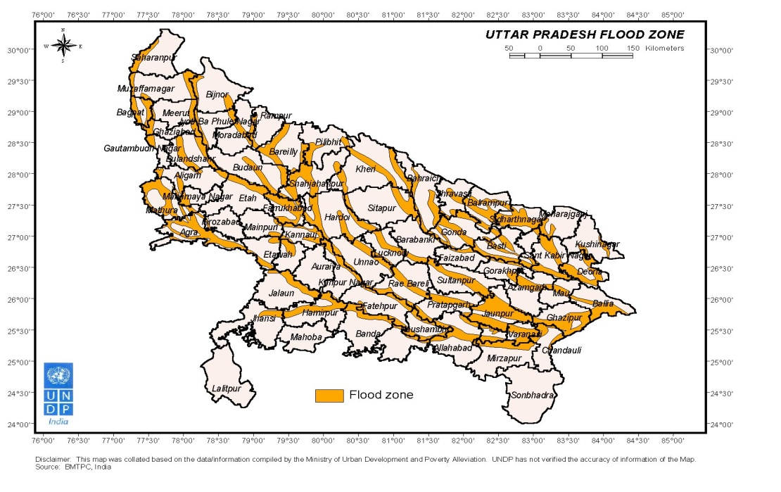 uttar pradesh flood